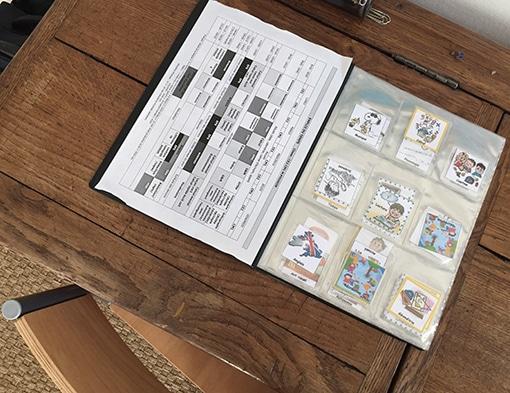 TSA Pictogrammes