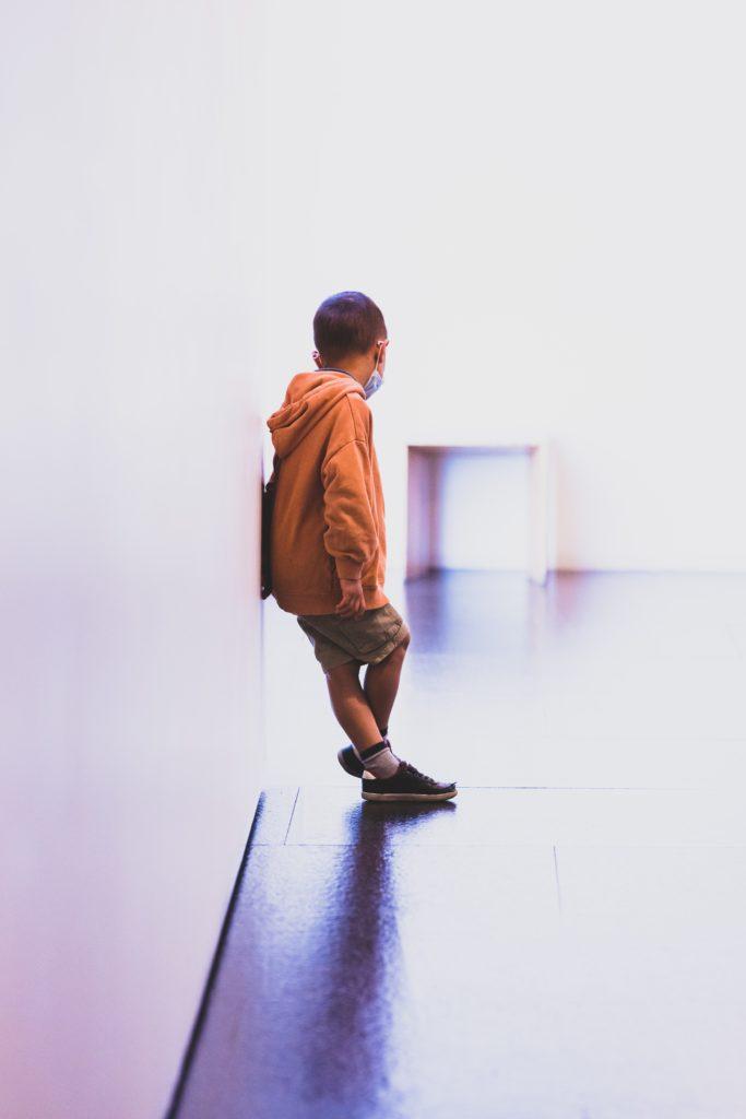 Enfant isolé