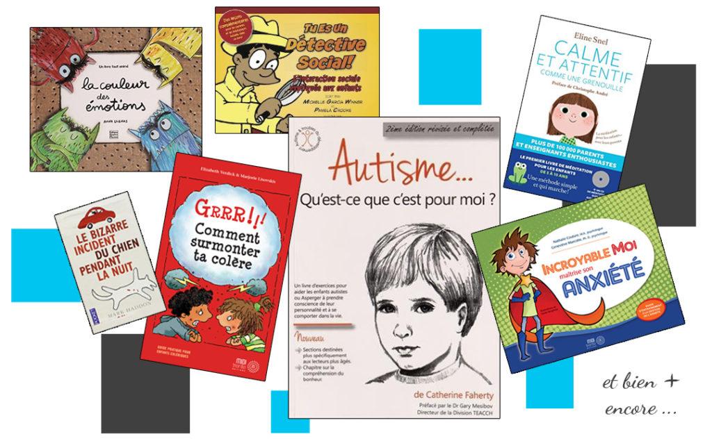 Livres pour les enfants autistes