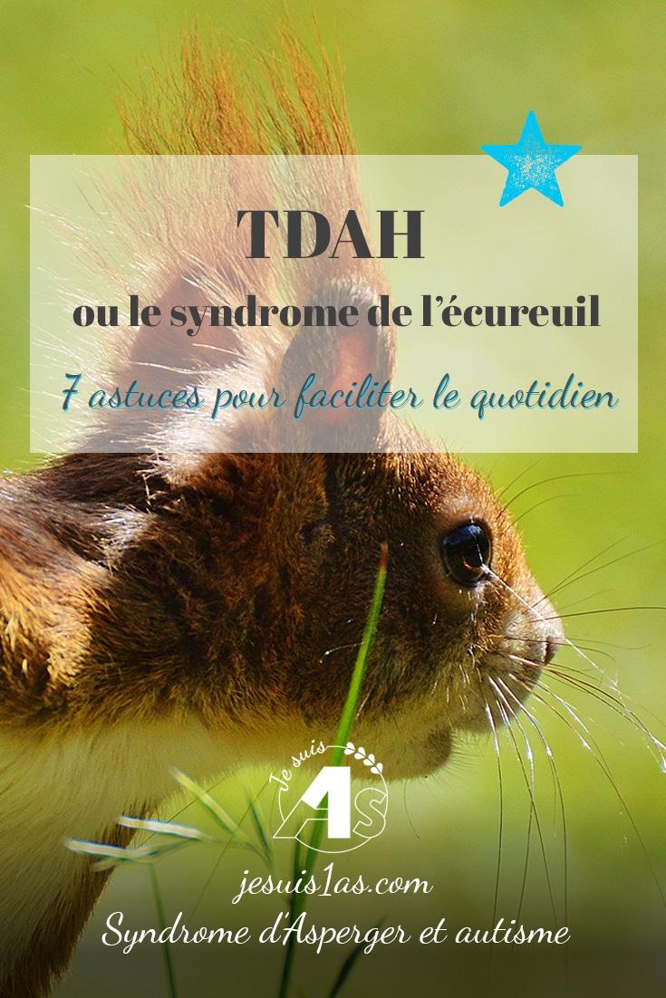 TDAH ou le syndrome de l'écureuil : 7 astuces pour faciliter le quotidien