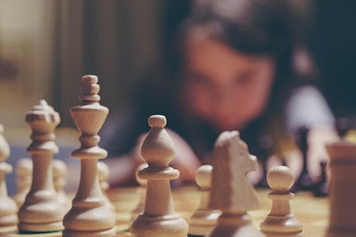 Jeu d'Echecs - Autisme & Jeux