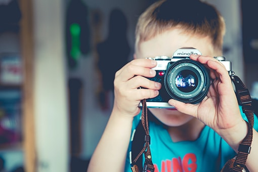 Apprendre la photo - Autisme & Jeux