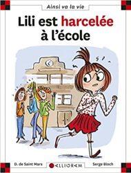 livre_lili_harcelee
